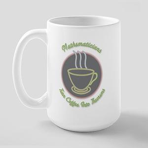 Mathematicians Large Mug