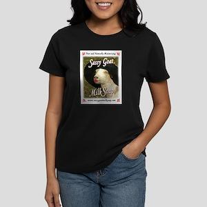 Sassy Goat Milk Soap Women's Dark T-Shirt