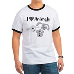 I Love Animals - Ringer T