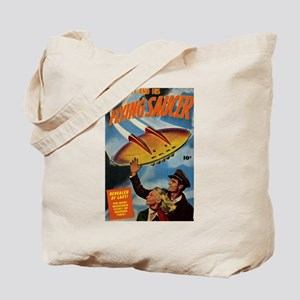 $19.99 Vic Torry & Flying Saucer Tote Bag