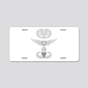 CFMB Flight Surgeon Airborne Master Aluminum Licen