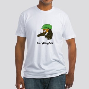 Everything irie Fitted T-Shirt