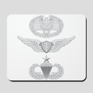 CFMB Flight Surgeon Airborne Senior Mousepad