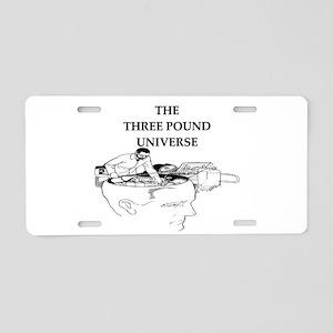psychologist Aluminum License Plate