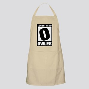 Rated: Owler Apron