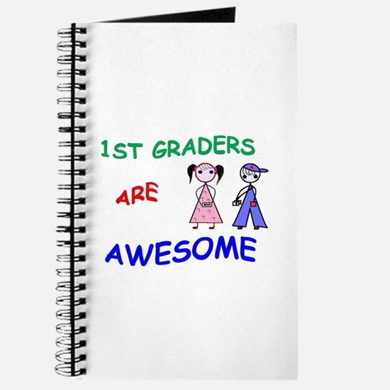 1ST GRADERS ARE AWESOME Journal