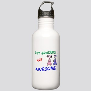 1ST GRADERS ARE AWESOME Stainless Water Bottle 1.0
