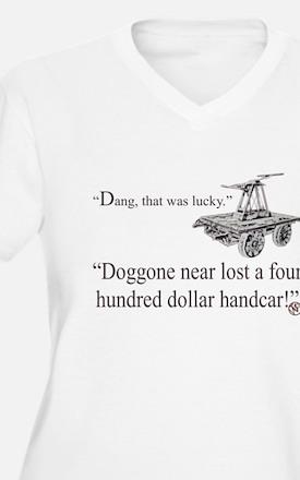 """""""Handcar"""" T-Shirt"""