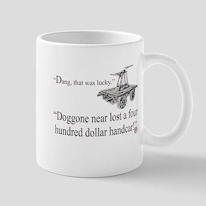 """""""Handcar"""" Mug"""