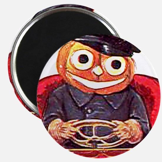 """Pumpkin Driver 2.25"""" Magnet (10 pack)"""