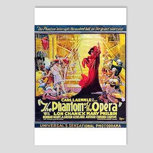 Original Phantom Postcards (Package of 8)