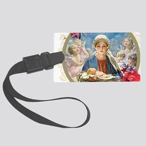 Star of Bethlehem Large Luggage Tag