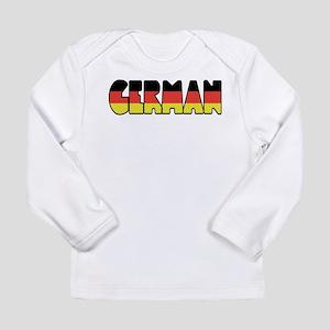 German Long Sleeve Infant T-Shirt