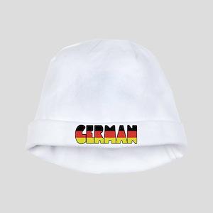 German baby hat