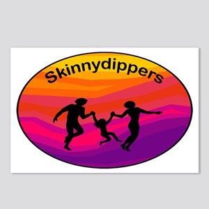 Skinnydipper Logo Postcards (Package of 8)