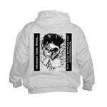 Dragon at the Well Kids Hoodie