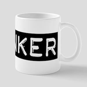 Planker Label Mug
