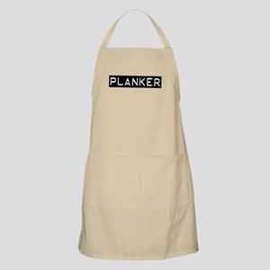 Planker Label Apron