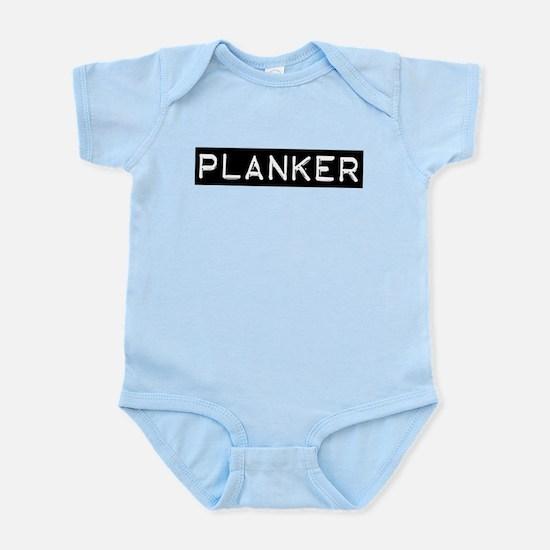 Planker Label Infant Bodysuit