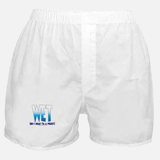 NEW! Racy Zodiak - Pisces Boxer Shorts