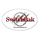 SwitchBak Sticker (Oval)