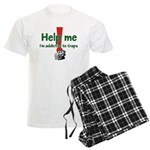 Craps Men's Light Pajamas