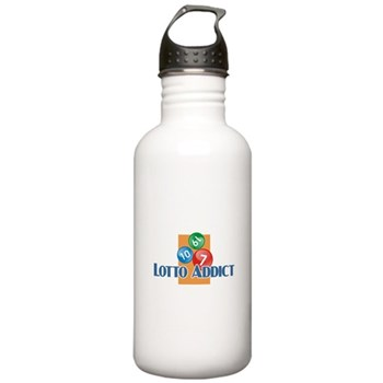 Lotto Stainless Water Bottle 1.0L
