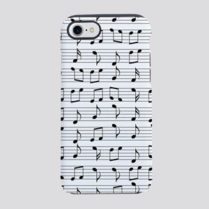 Music iPhone 7 Tough Case