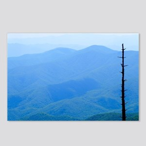 Smokey Mountains Postcards (Package of 8)