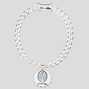 Naked Waterslides - Yeah! Charm Bracelet, One Char