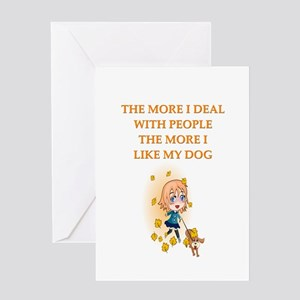psych patients Greeting Card