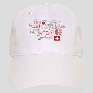 You Have to Love Switzerland Cap