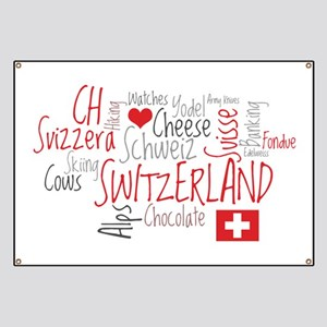 You Have to Love Switzerland Banner