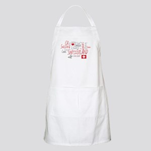 You Have to Love Switzerland Apron