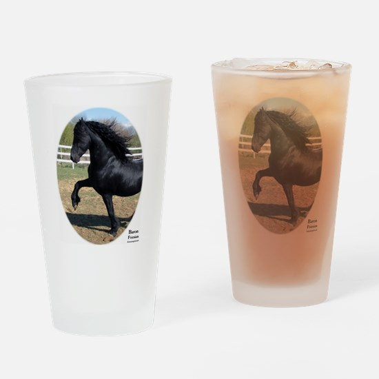 BARON Drinking Glass