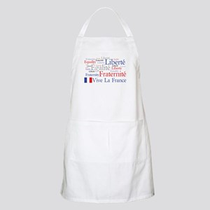 France - Liberty, Equality, F Apron