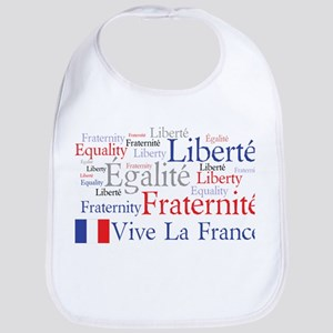 France - Liberty, Equality, F Bib