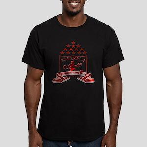 Apparel Men's Fitted T-Shirt (dark)