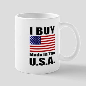 I Buy Made in the USA - Mug