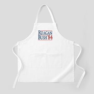 Reagan Bush 84 retro Apron