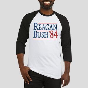 Reagan Bush 84 retro Baseball Jersey