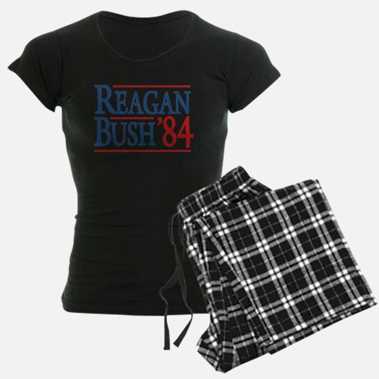 Reagan Bush 84 retro Pajamas
