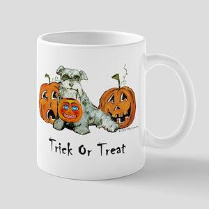 Spooky Schnauzer Halloween Tr Mug