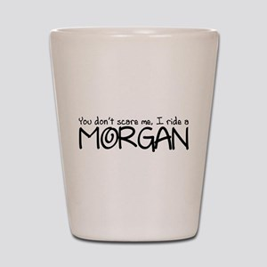 Morgan Shot Glass