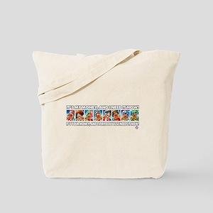 IT'S MY MONEY Tote Bag