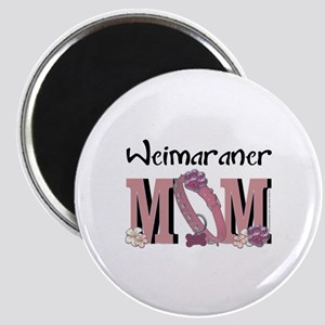 Weimeraner MOM Magnet