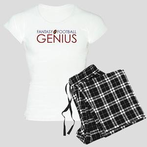 Fantasy Football Genius Women's Light Pajamas