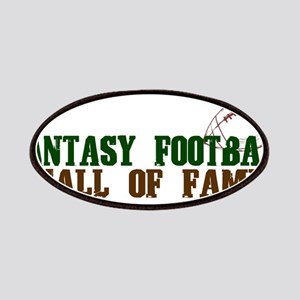Fantasy Football HOF Patches