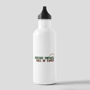 Fantasy Football HOF Stainless Water Bottle 1.0L