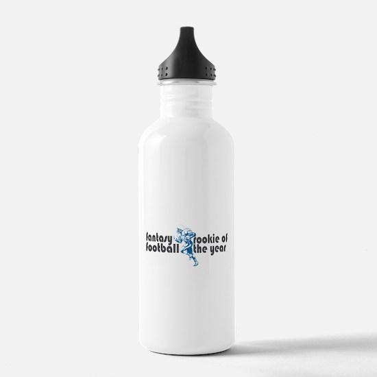 Fantasy Football Rookie Water Bottle